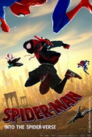 "Mission Marquee Family Film Series Presents ""Spider Man: Into the Spider Verse"""