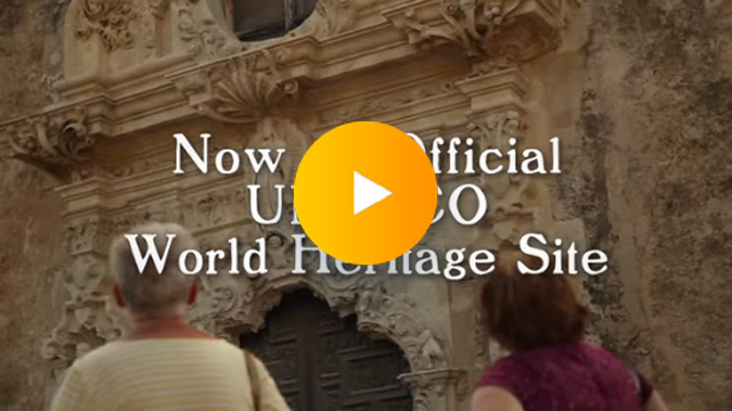 Link to video about World Heritage