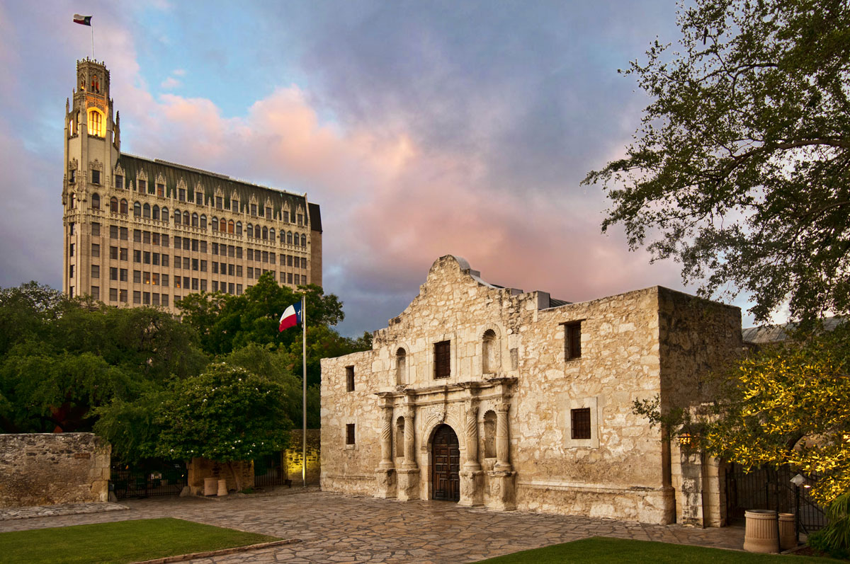 World Heritage > Missions > The Alamo